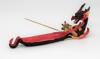 Bild von  Roter Drache Räucherstäbchen halter