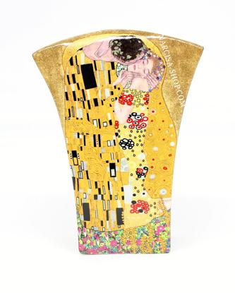 Slika GUSTAV KLIMT - keramična vaza