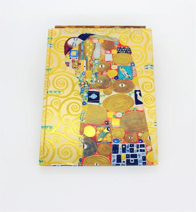 Slika GUSTAV KLIMT - notesnik brezčrtni