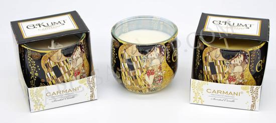 GUSTAV KLIMT - dišeča sveča