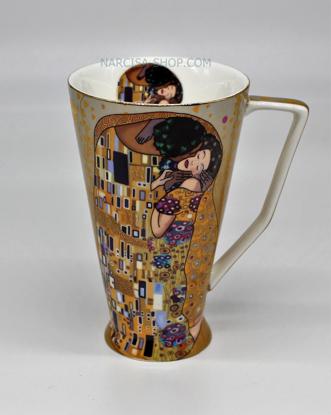 Slika GUSTAV KLIMT - skodelica kapučino