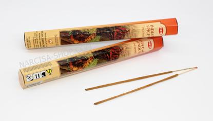 Bild von INDIAN SPICES Räucherstäbchen