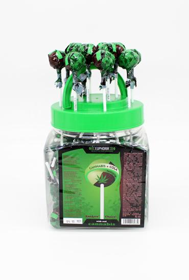 Cannabis Cola Lizalke