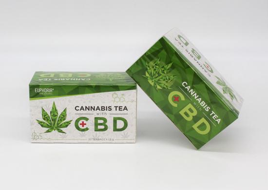 Cannabis ČAJ s CBD-jem