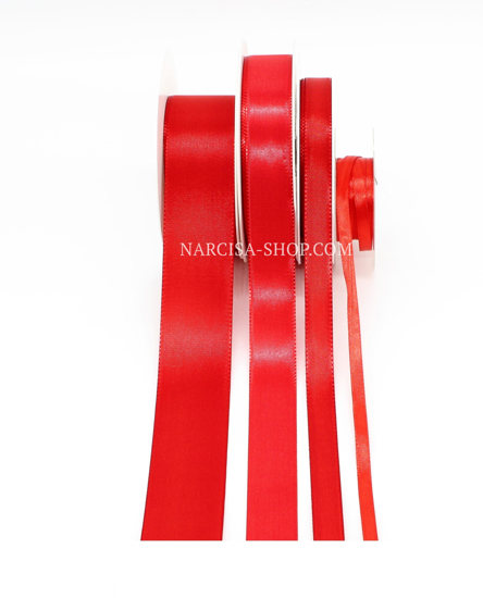 Svilen trak rdeč
