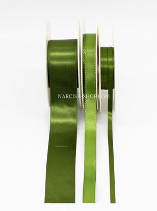 Slika Svilen trak zelen