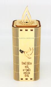 Slika za kategorijo EKO Lesene sveče