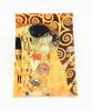 Bild von Gustav Klimt Glasschale