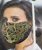 Bild von GUSTAV KLIMT - waschbare Schutzmaske