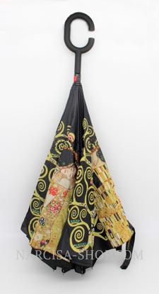 Bild von GUSTAV KLIMT - Regenschirm