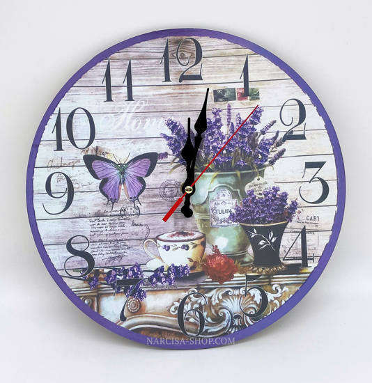 Bild von  QUEEN ISABELL Uhr Lavendel