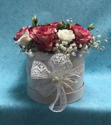 Bild von Flower box MELINDA