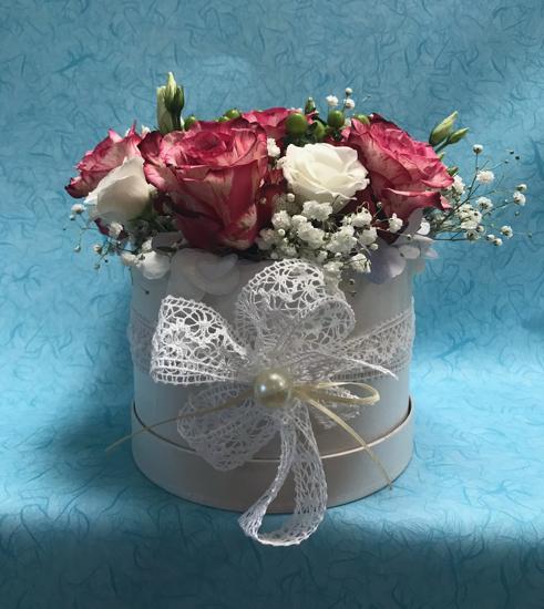 Flower box MELINDA